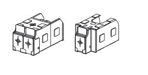 Duplex - Simplex adapter