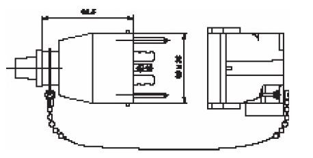 E-2000TM RHA male, 2 and 4 channels
