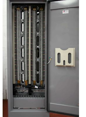 Railway XC Cross Connection Cabinet