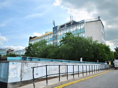 BBC Television Centre – G-PON