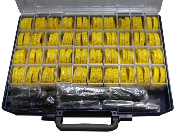 Critchley Cable Marker Carry Case Kit