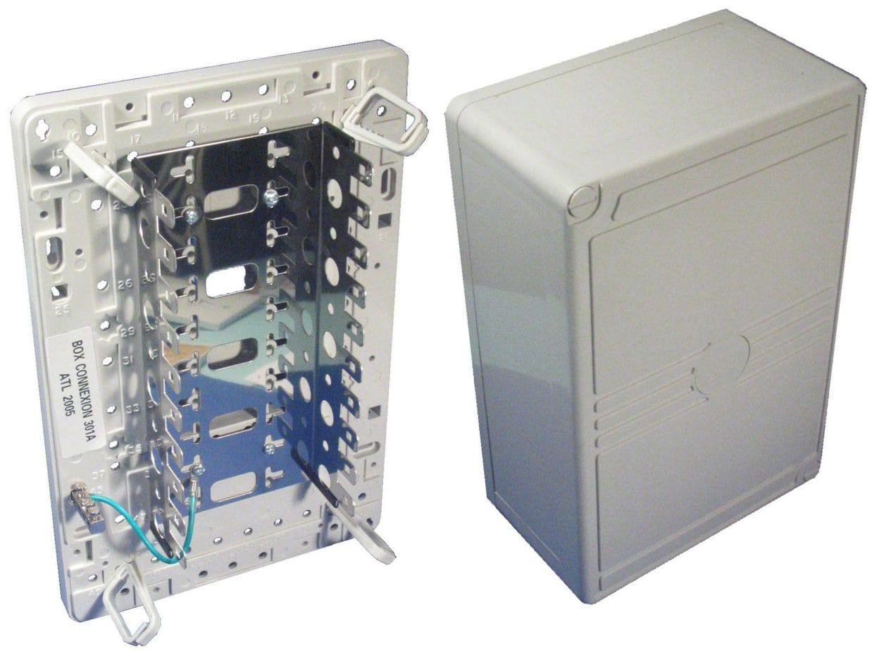 300 Series Connection Boxes Passcomm