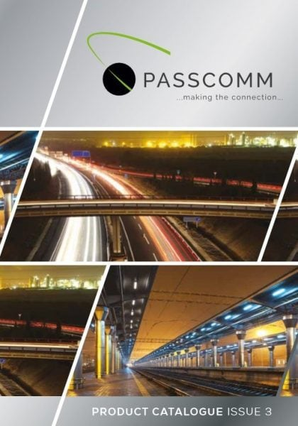 New Passcomm Catalogue – Issue 3