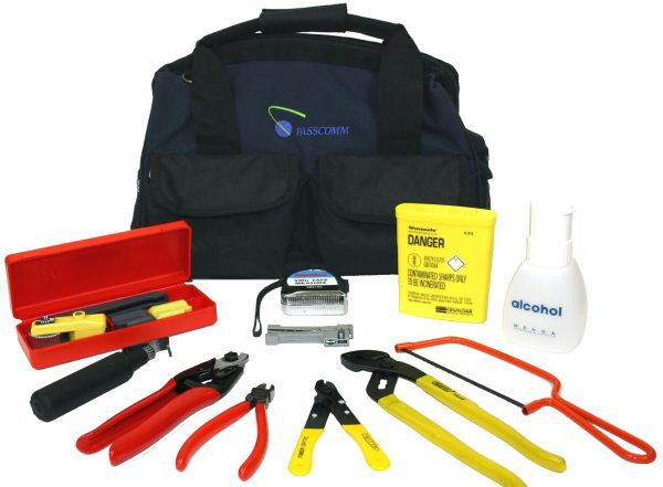 Fibre Cable Preparation Kit