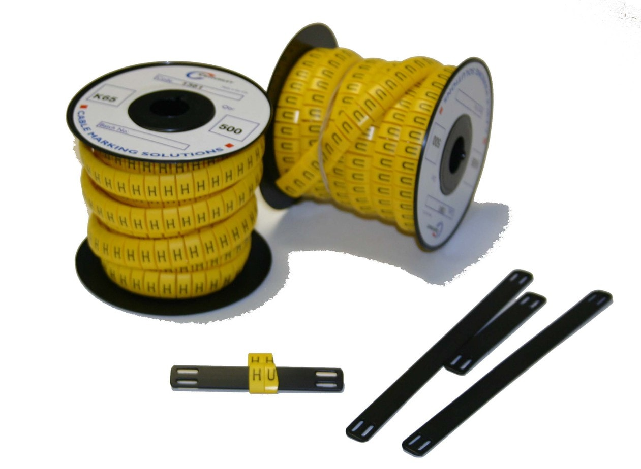 Critchley K Type Cable Markers Passcomm
